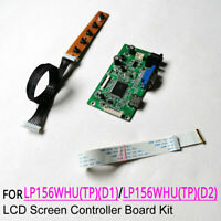 For LP156WHU (TP)(D1) (TP)(D2) 1366x768 EDP 30-Pin monitor controller board kit