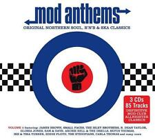 MOD ANTHEMS VOLUME 2  Various Artists NEW & SEALED 3X CD  R&B NORTHERN SOUL SKA