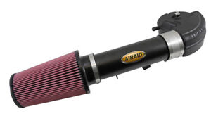 Airaid 1988-95 Chevy GMC 305 / 350 TBI CL Intake System w/ Tube Oiled Red Media