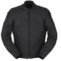 Furygan Dark Evo Jacket Motorcycle Motorbike Jacket Black SALE
