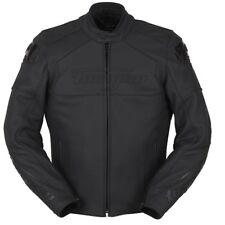 Furygan Dark EVO Leather Motorcycle Jacket 3xl Black Waterproof Thermal Sport
