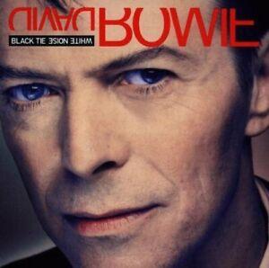 David Bowie Black tie white noise (1993) [CD]