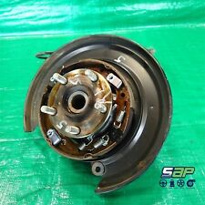 2013 Scion FR-S OEM Factory Rear LH Drivers Spindle Hub Rotor 4UGSE ZN6 a5