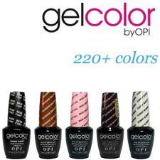 O.P.I ColorGel Soak Off UV LED Gel Nail Polish 0.5 oz 15 ml OPI 220+ colors