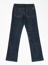 TopShop Moto womens bootcut blue jeans size 26w reg 32leg (W4126)