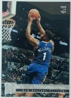 2019-20 Panini Chronicles Zion Williamson Rookie RC #120, New Orleans Pelicans
