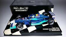 Minichamps F1 Red Bull Sauber Petronas C20 2001 Kimi Raikkonen 1/43