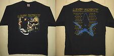 LIMP BIZKIT Shirt XL 2000 Tour Chocolate Starfish and the Hot Dog Flavored Water