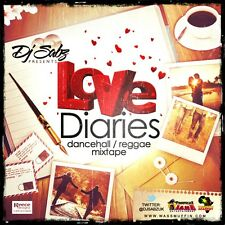 LOVE DIARIES  REGGAE DANCEHALL MIX CD