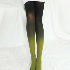 a0ec6b3982c Women Gradient Tights Stocking Stretch Pantyhose Slim Wear Club Casual  Party Hot