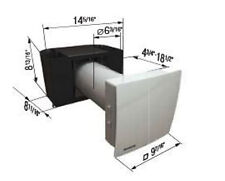 "Twinfresh ERV Reversible Recovery  Ventilator 6"" round duct, Walls 5"" ~ 18-1/2"""