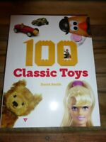 100 Classic Toys LARGE PAPERBACK BOOK by David Smith 2011 ISBN 9781908126054