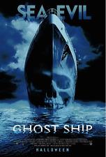 GHOST SHIP 2002 ORIGINAL THEATRICAL MOVIE POSTER Byrne, Margulies, Eldard,