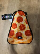 NEW Arctic Zone PEPPERONI PIZZA Cooler LUNCH BAG Box Toy Carrying Case