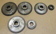 6 Change Gears Lathe Mill 6 Spine 1030 Bore 25 Amp 225 Module Metric D6228