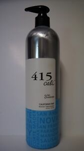 NEW California Tan 415 Cali Tan Extender step 3 Moisturizer After Tanning Lotion