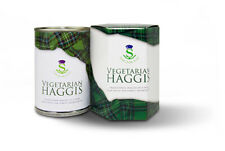 Stahly Vegetarian Haggis in a Tin - 410g - Made in Scotland - Vegetarian & Vegan