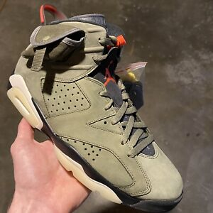 Nike Air Jordan 6 Travis Scott Sz 11 (Read Description)