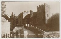 Kent postcard - The Old College, Maidstone - RP - P/U (A1175)