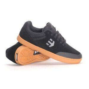 Etnies Shoes Marana x Michelin Black Dark Grey Gum US SIZE Skateboard Sneakers