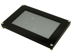 """5"""" inch Graphical LCD Touchscreen, 800x480, SPI interface, FTDI EVE FT810"""