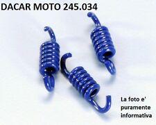 245.034 SET MOLLE FRIZIONE D.2,0 BLU POLINI PIAGGIO NRG Power DD - NRG-NTT-MC2