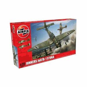 Airfix A03087 Junkers 87B-1 STUKA Military Kit