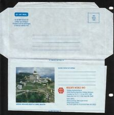 Malaysia, Genting Resorts World Bhd, Folded Aerogram
