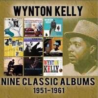 Wynton Kelly - NINE COMPLETE Alben: 1951 - 1961 (4cd) NEU 4 x CD