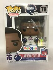 FUNKO POP! FOOTBALL TOYS  R US/ NFL EXCLUSIVE LAWRENCE TAYLOR 56 NEW YORK GIANTS