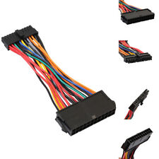 ATX 24Pin Female to Mini 24Pin Internal Power Adapter Converter Cable Hot Sale
