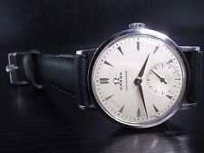 1943 Omega Chronometer w/orig band (SS 2364) -SERVICED- Ω30T2RG vintage watch