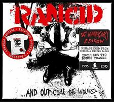 Rancid - And Out Come The Wolves (20th Anniversary Boxset) [CD]