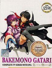 DVD Bakemonogatari (TV Series + OVA) + Bonus Anime
