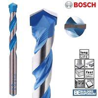 Bosch Multi Purpose Construction Drill Bit BIT CYL-9 ALL LENGTHS & SIZES