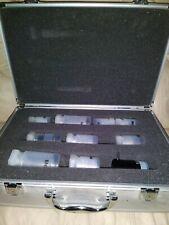 10 pieces Meade telescope parts accessories in box
