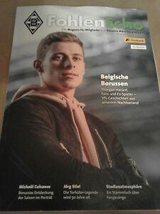 Fohlenecho Borussia Mönchengladbach, Mitgliedermagazin, Februar 2018