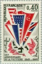 FRANCE - 1965 - Twentieth Anniversary of the War Victory 1945-1965 - MNH - #1121