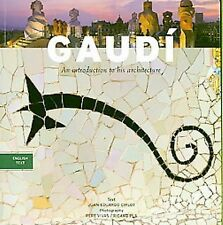 Gaudi Introduction to His Architecture by Juan Eduardo Cirlot PRISTINE LIKE NEW