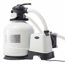 Intex - Pompe a Sable pour Piscine Capacité 12.000 LT / H
