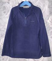 Boys Age 9-10 Years - Craghoppers Blue Fleece Top