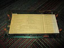 NSM ES-IV ES4 WALL JUKEBOX CONTROL UNIT 206631A, 1090 65 FIREBIRD,CD FIRE +, GUC