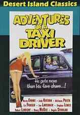 Adventures Of A Taxi Driver  DVD NEW