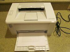 HP LaserJet Pro M102w White Wireless WIFI USB Monochrome Laser Printer + Toner