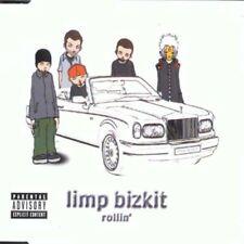Limp Bizkit : Rollin' Rock 1 Disc Cd