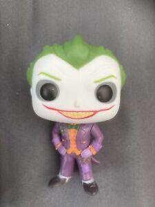 Funko Pop DC Arkham Asylum Joker No.53 Used