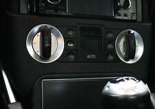 Audi TT MK1 quattro Abt s-line 8N 3.2 3,2 Zierblende Klimaschalter echt Alu