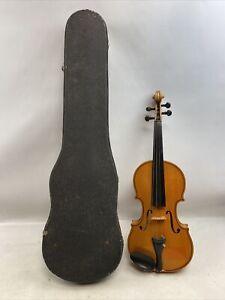Unbranded Violin - 1/2 Size - W/ Case