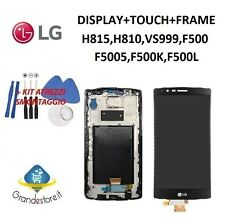 LCD DISPLAY TOUCH FRAME LG G4 H815 / H810 / VS999 / F500 / F500S / F500K / F500L
