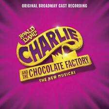 Original Broadway Ca - Charlie And The Chocolate Factory (Original Broadway Cast